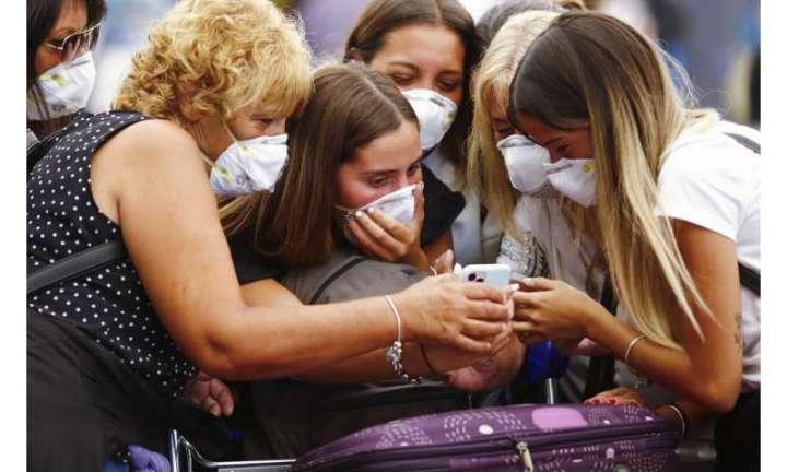 Brave new world: Wartime tactics against coronavirus foe