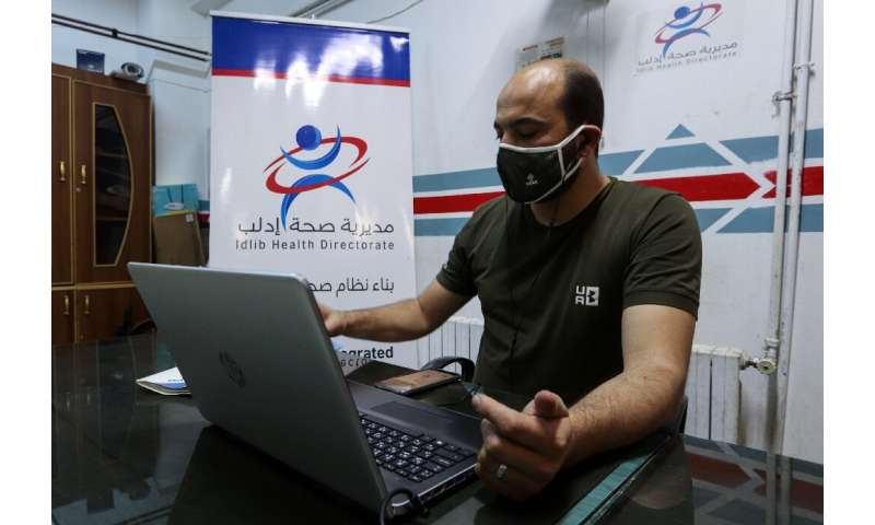 Humanitarian workers fear any further rise in novel coronavirus cases would be disastrous in northwest Syria, where almost 1.5 m