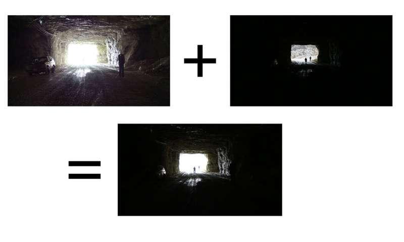 Light processing improves robotic sensing, study finds
