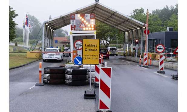 Europe reopens many borders but not to Americans, Asians