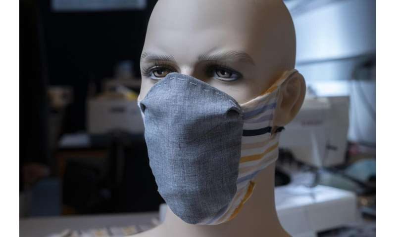 Researchers Redesign The Face Mask To Improve Comfort And Protection Todayheadline