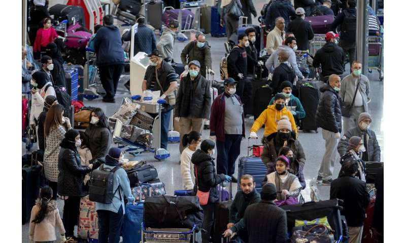 Nearly half-million infected worldwide, economic toll rises