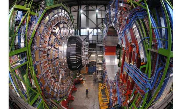 Scientists 'at the bleeding edge' with upgrade to CMS detector