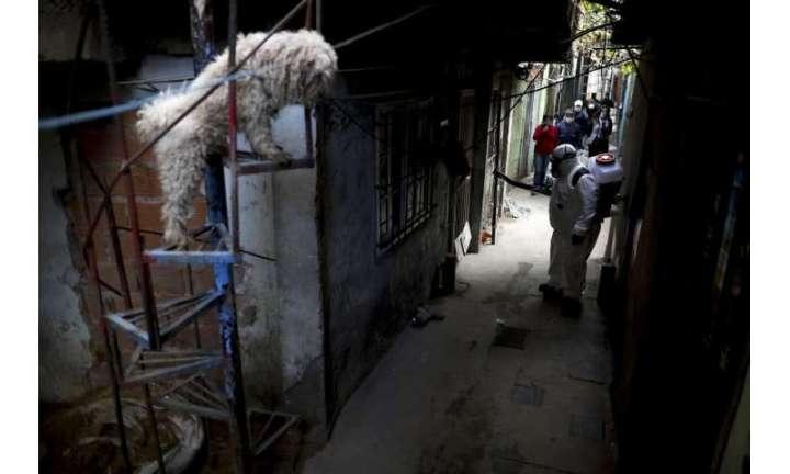 Argentina hits 1 million cases as virus slams Latin America