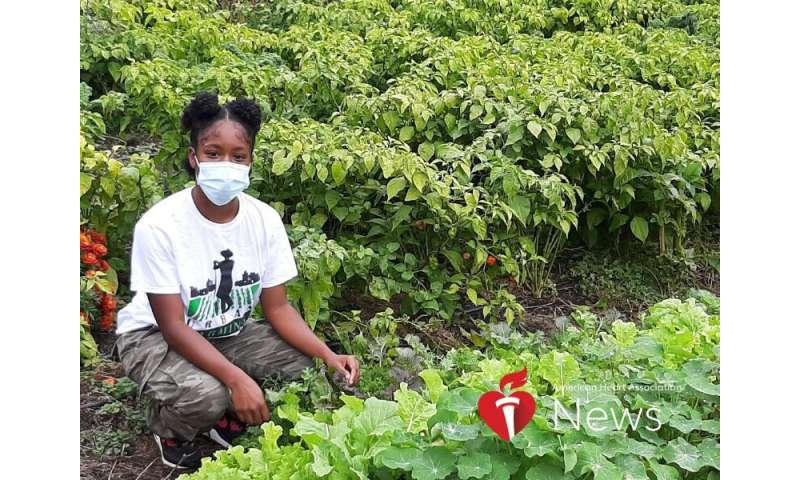 AHA news: farming program delivers agricultural know-how and nutrition