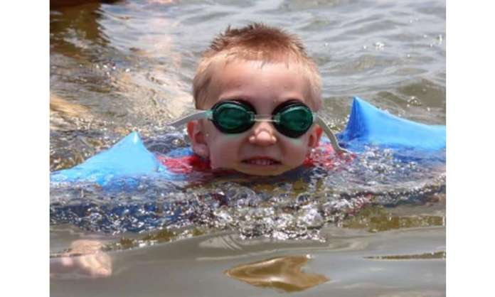 Don't get sick while swimming this summer
