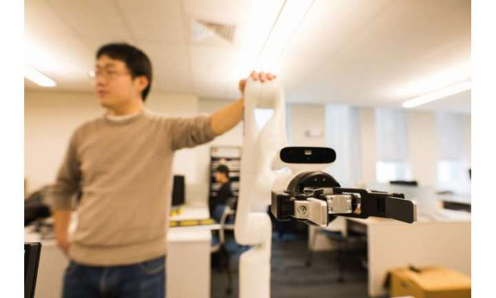 """How computer simulation will accelerate development of human-interactive """"smart robots"""""""