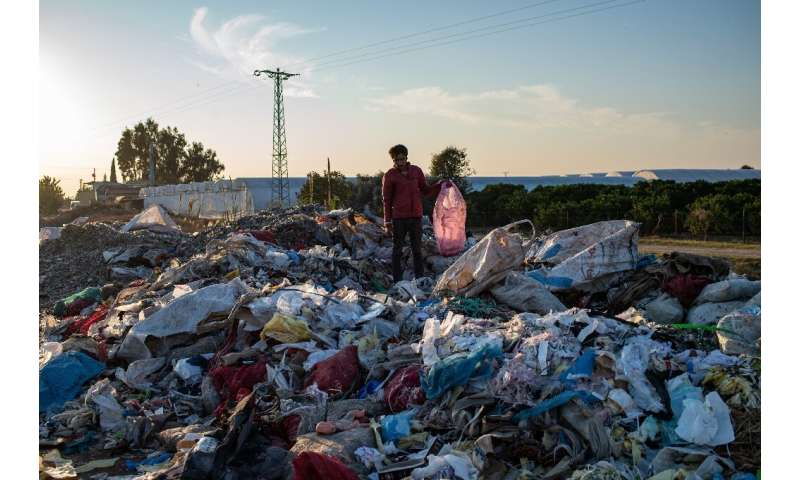 Turkey: Europe's top destination for... trash Imported plastic waste meant to be recycled is ending up being dumped illegally in Turkey