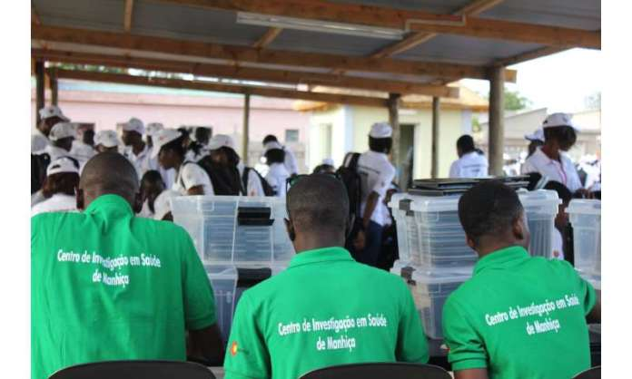 Program achieves 85% reduction in malaria cases, but does not eliminate the disease