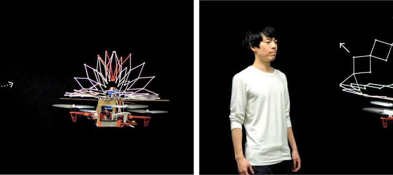 PufferBot: a flying robot with an expandable body