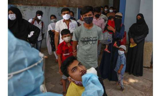 EXPLANATION: Why India is breaking global infection records
