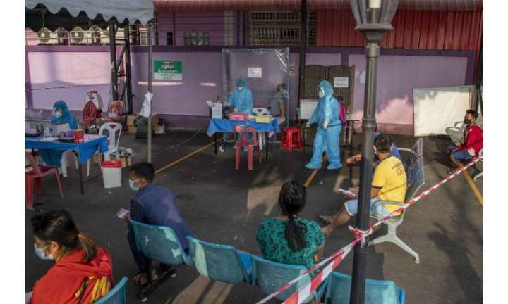 Thailand scrambles to contain outbreak, secure vaccines