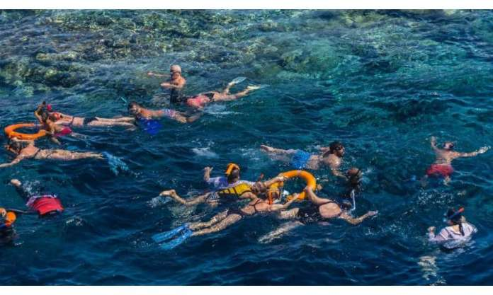 Sharm El-Sheikh hosted a United Nations agencies conference in 2018 that called for the protection of coral reefs 'before it's t