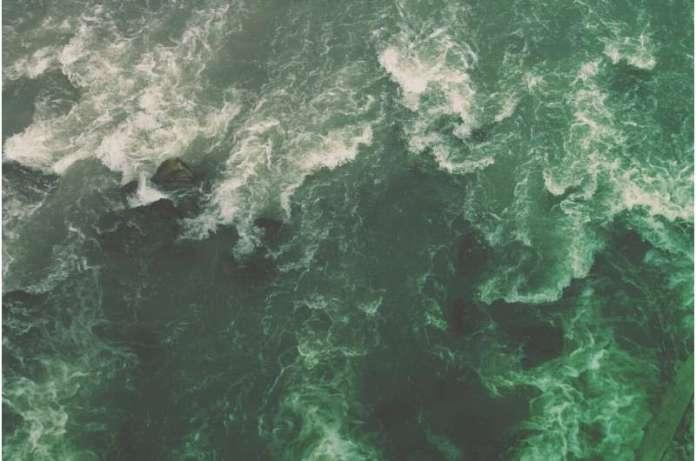 बहता हुआ पानी
