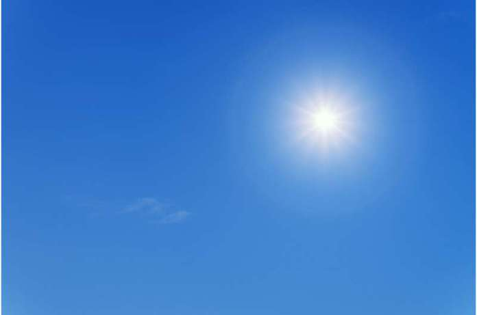 सूरज की रोशनी