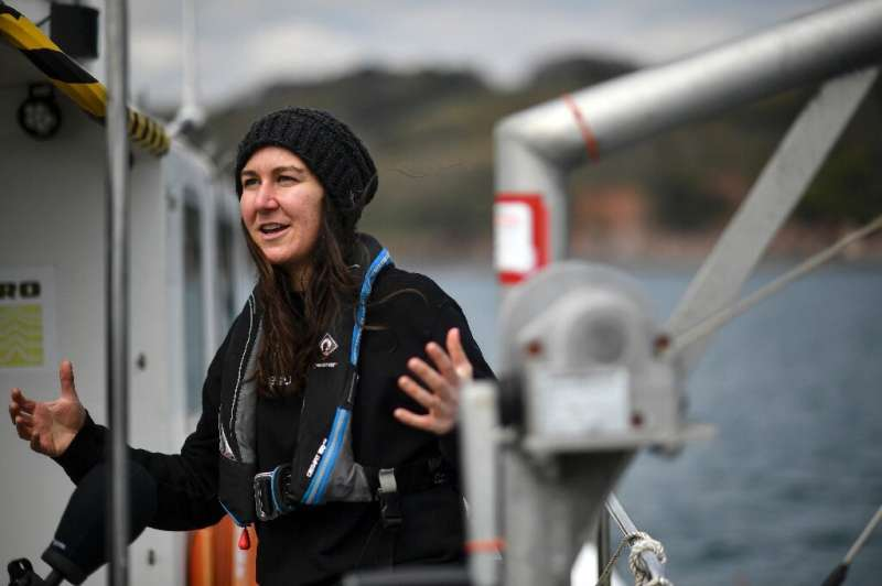 IBM emerging technologies specialist Rosie Lickorish: 'Having a ship without people on board allows scientists to expand the ar
