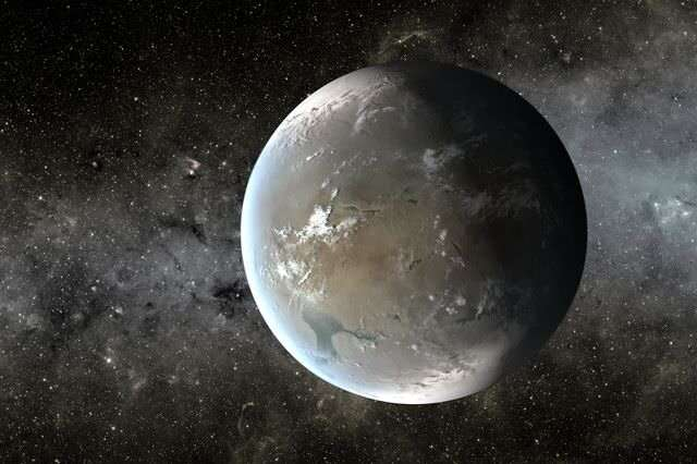 How would rain be different on an alien world?