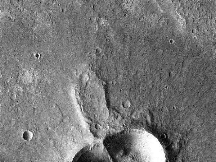 नासा के ओडिसी ऑर्बिटर ने मंगल ग्रह के मानचित्रण के 20 ऐतिहासिक वर्षों को चिह्नित किया है