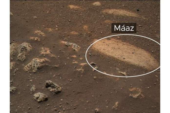 NASA's Perseverance Mars rover mission honors Navajo language