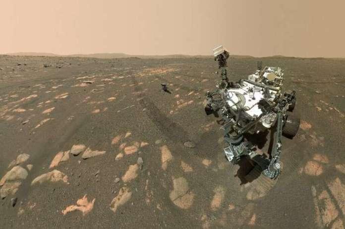 नासा के दृढ़ता रोवर ने कुछ कार्बन डाइऑक्साइड को मंगल ग्रह के वायुमंडल से ऑक्सीजन में परिवर्तित कर दिया है, पहली बार यह हाप है