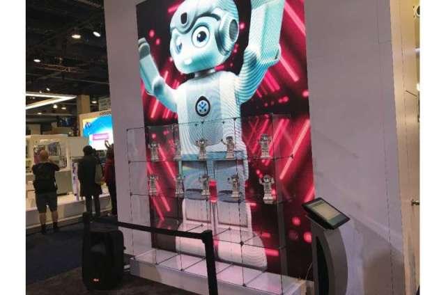 Il n'y aura pas de salle d'exposition pour le salon de l'électronique grand public 2021, mais les exposants présenteront des robots et d'autres gadgets