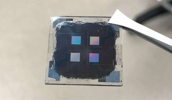 New perovskite design shows path to higher efficiency