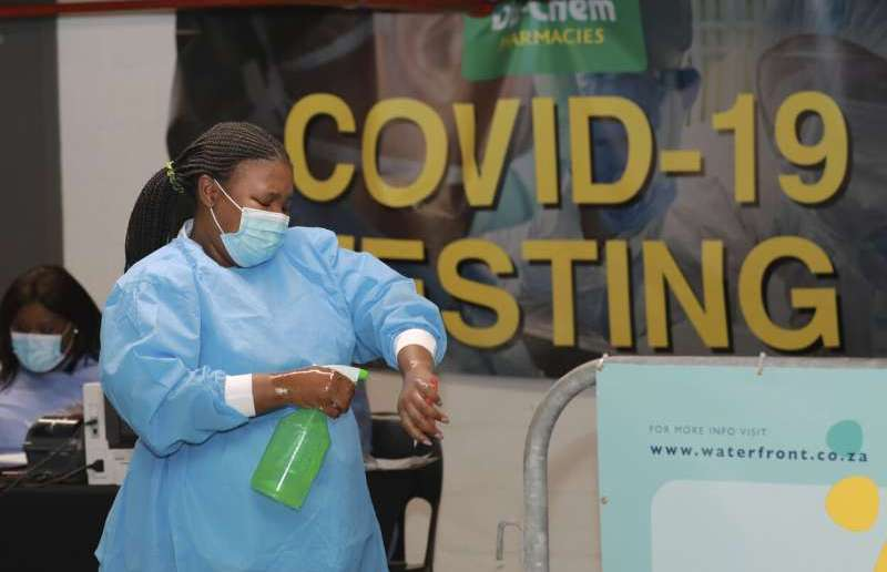 Africa exceeds 3 million COVID-19 cases, 30% in South Africa