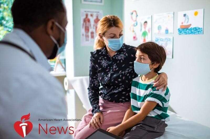 AHA news: A guide for what doctors and parents can do as kawasaki disease kids grow up