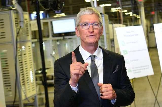 Le PDG d'Apple, Tim Cook, a annoncé des efforts de financement de l'éducation dans le cadre des initiatives d'équité raciale du géant de la technologie qui soutiendront le programme