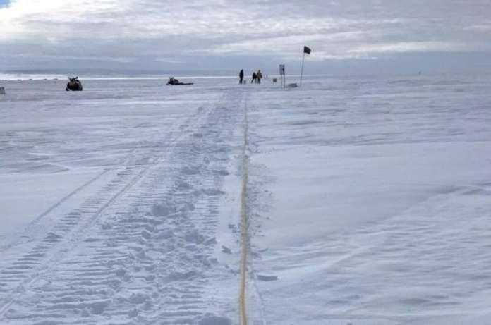 फ़ाइबर ऑप्टिक केबल अंटार्कटिका में सूक्ष्मजीवों की निगरानी करता है