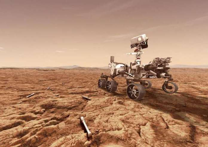 For some scientists, Mars 2020 is a mission of perseverance