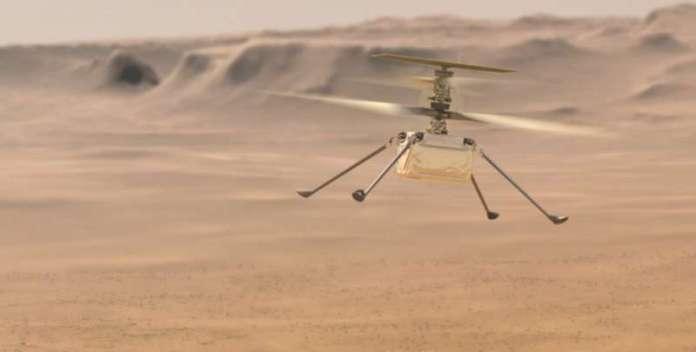 आप मंगल ग्रह के लिए एक हेलीकॉप्टर का परीक्षण कैसे करते हैं?
