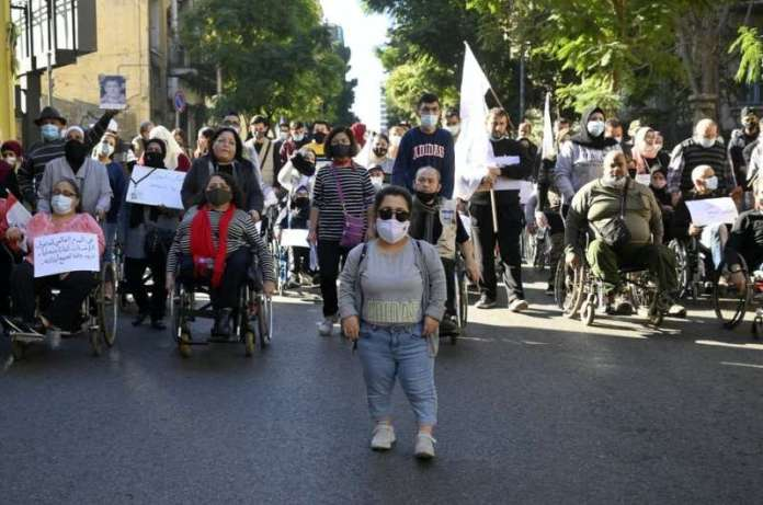 How pandemic responses neglected disabled people's rights