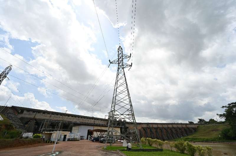 Ivory Coast prides itself on its electricity network—in better times, it sells its surplus to neighbouring countries