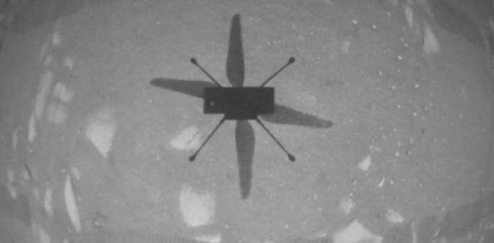 मंगल ग्रह: कैसे Ingenuity हेलीकाप्टर ने दूसरे ग्रह पर पहली उड़ान भरी