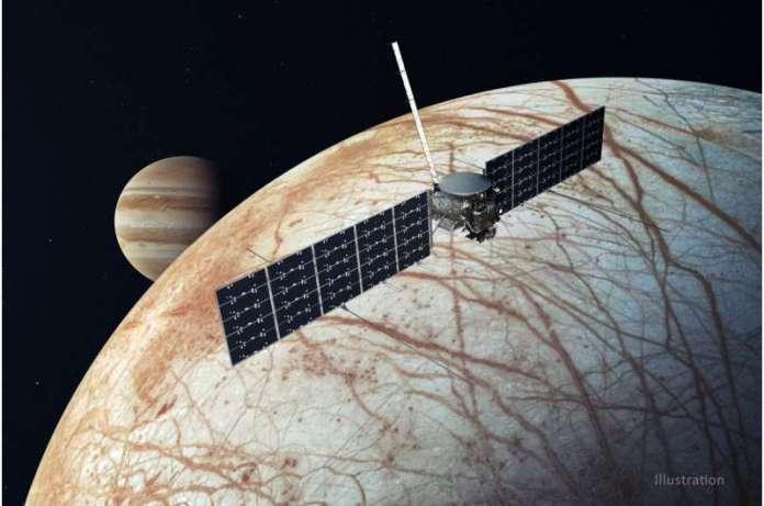 NASA's Europa Clipper builds hardware, moves toward assembly