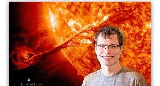 नया कंप्यूटर मॉडल सूर्य को प्रयोगशाला में लाने में मदद करता है