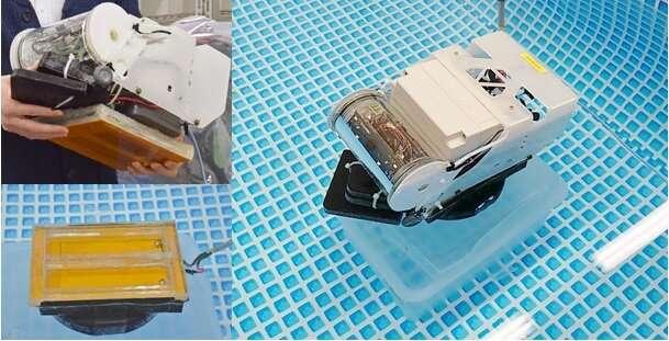 L'eau de mer comme câble électrique!?  Transferts d'énergie sans fil dans l'océan
