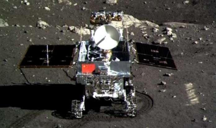 जेड रैबिट चंद्र रोवर ने 31 महीने तक चंद्रमा की सतह का सर्वेक्षण किया