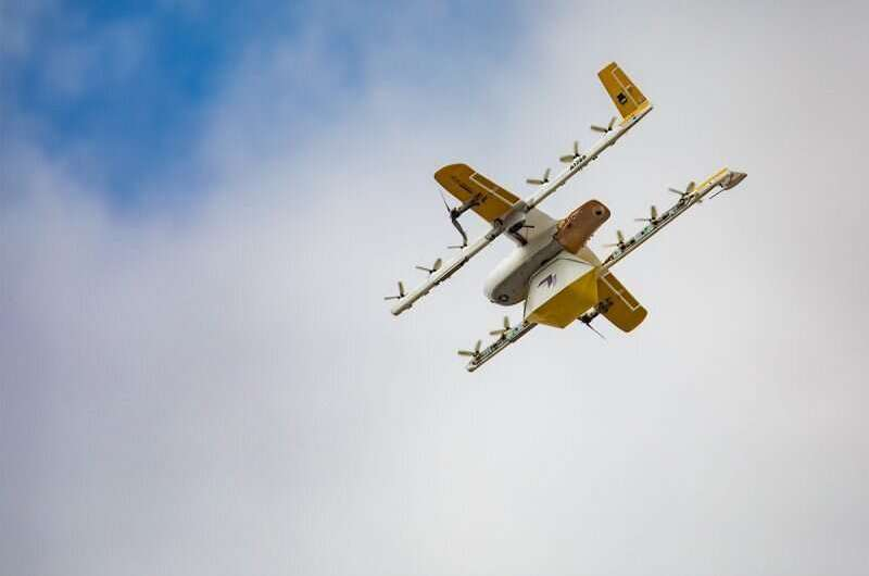 The first US population to experience drone delivery gives it a seal of approval
