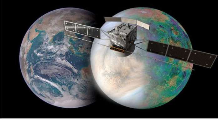 Then There Were 3: NASA to Collaborate on ESA's New Venus Mission