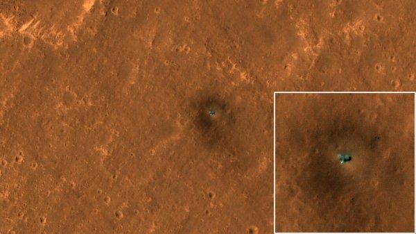 HiRISE views NASA