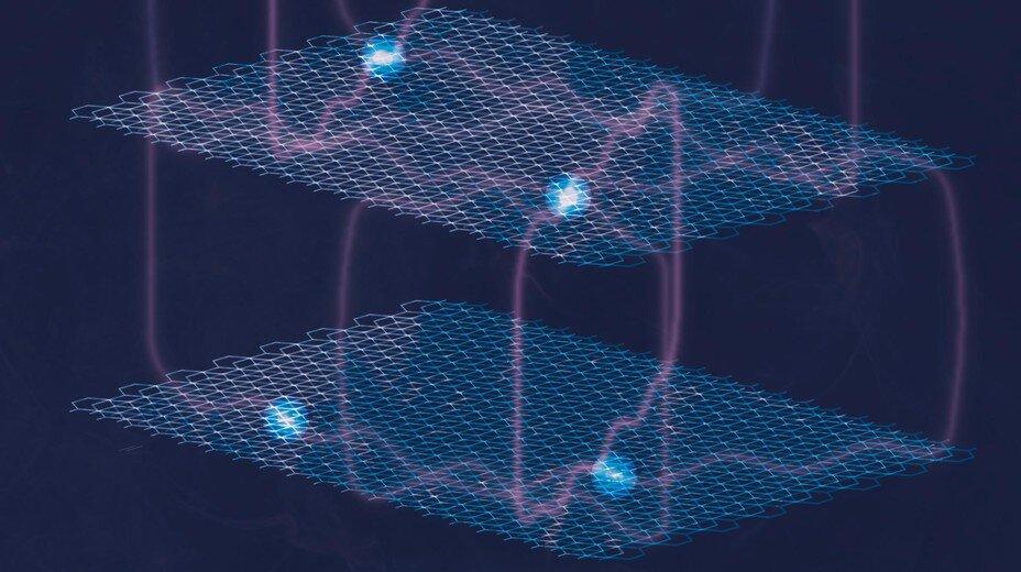 Quantum impact noticed in 'giant' steel