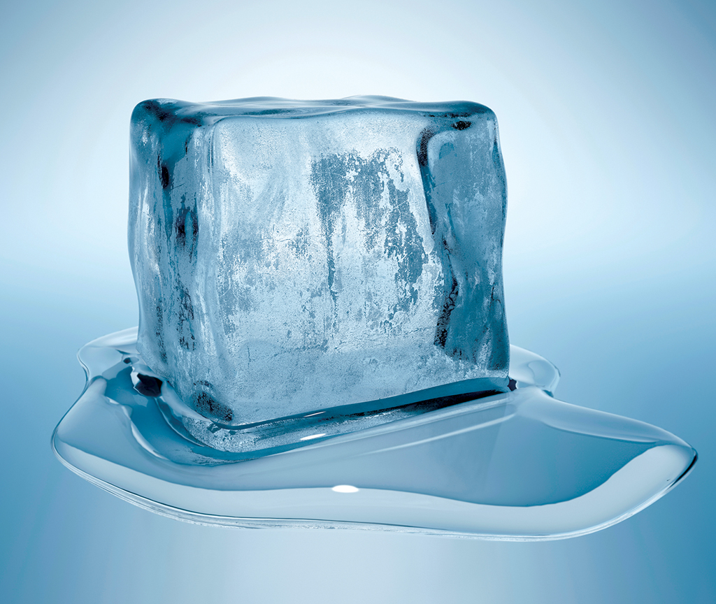 Experiments Demonstrate Unusual Melting And