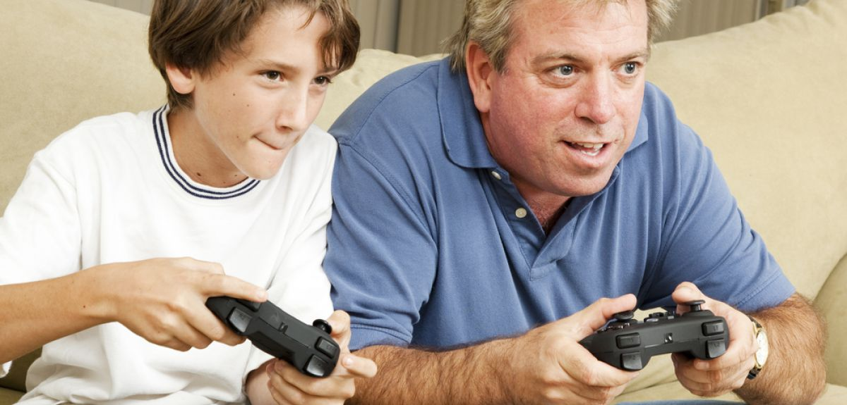 Why you should stop thinking that playing games are wasting time