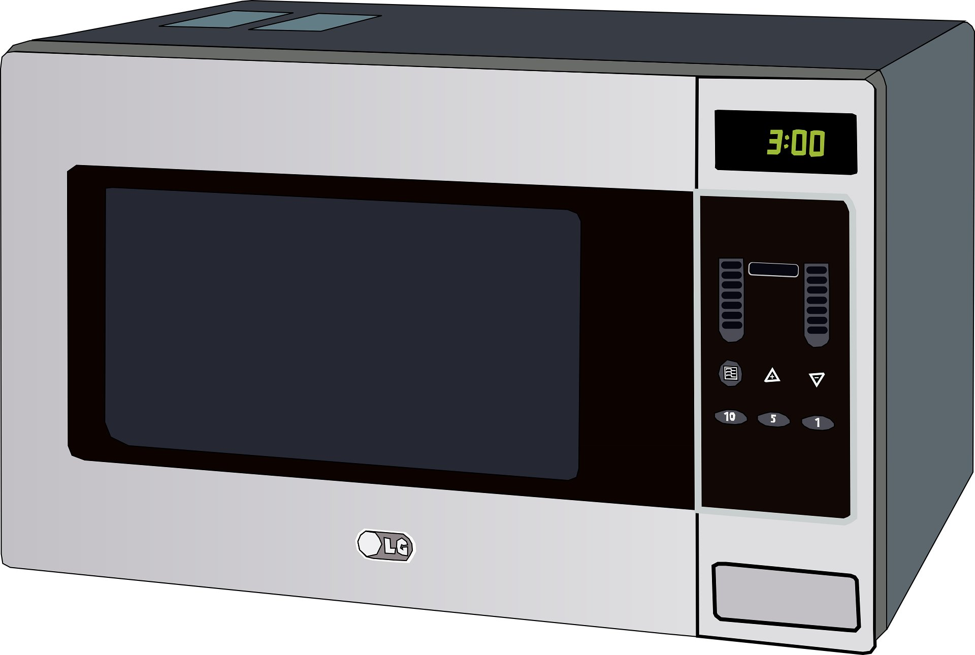 microwaves could be as bad for the