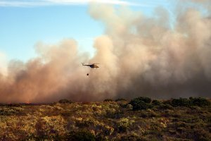 Australian bush fires have been heating the stratosphere for six months