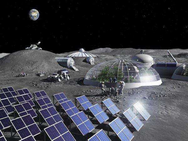 ESA: novedoso método extrae oxígeno de polvo lunar simulado