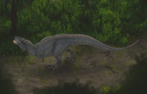 The fat-legged parents of tyrannosaurs could not follow their thinner adolescent offspring
