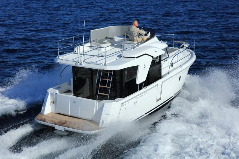 Beneteau Swift Trawler 30 South Coast Yachts